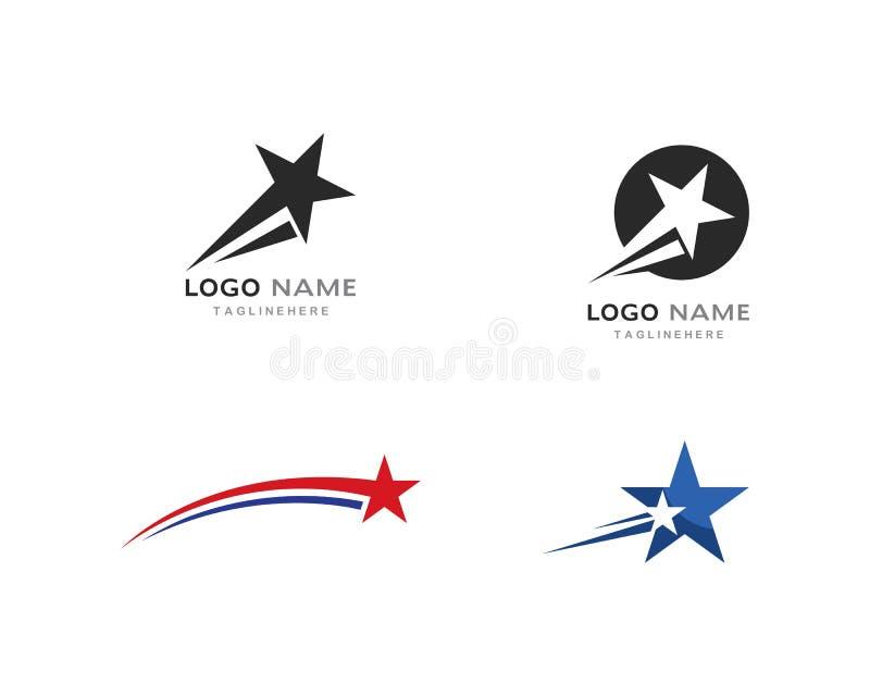 Star Logo Template. Vector icon illustration design vector illustration