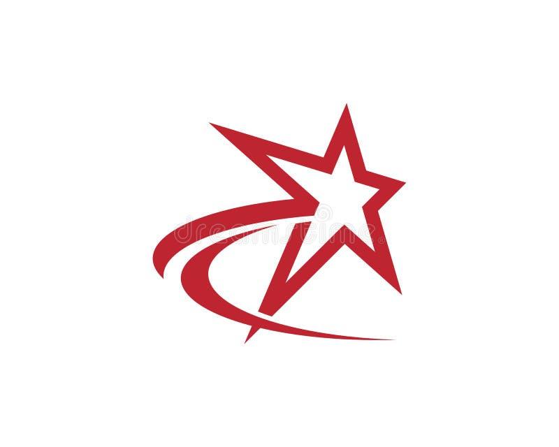 Star Logo Template vector vector illustration