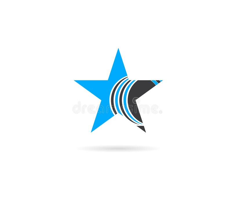 Star Logo Template vector icon illustration vector illustration