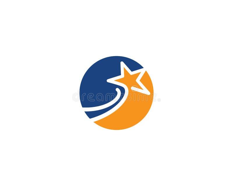 Star Logo Template. Vector vector illustration