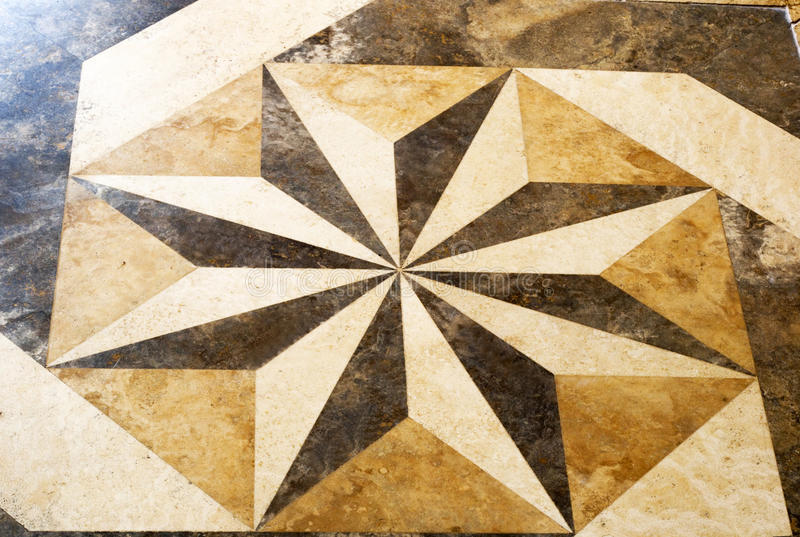 Star Marble stock photo