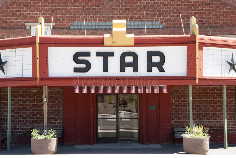Download Star stock image. Image of star, marque, marquee, advertisement - 39502283