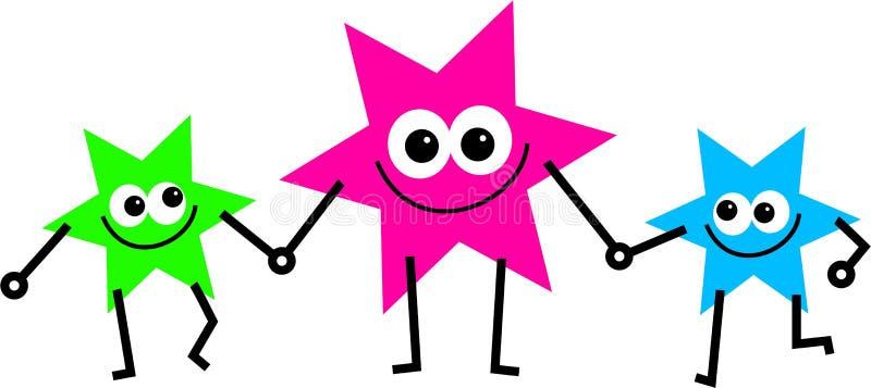 Download Star parent stock illustration. Image of symbols, parent - 5636499