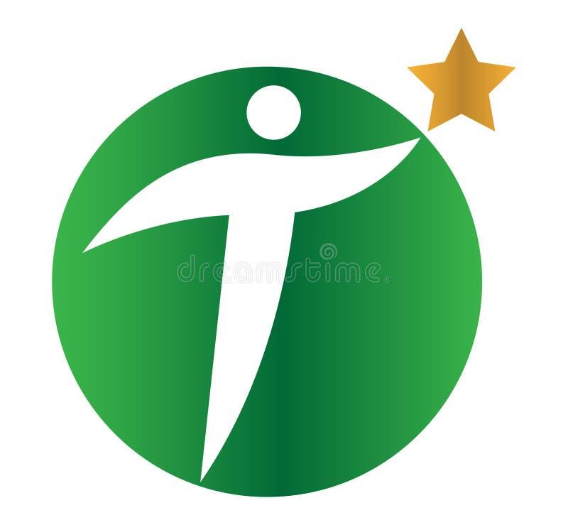 Download Star Person Concept Icon Design Stock Illustration - Image: 83706384