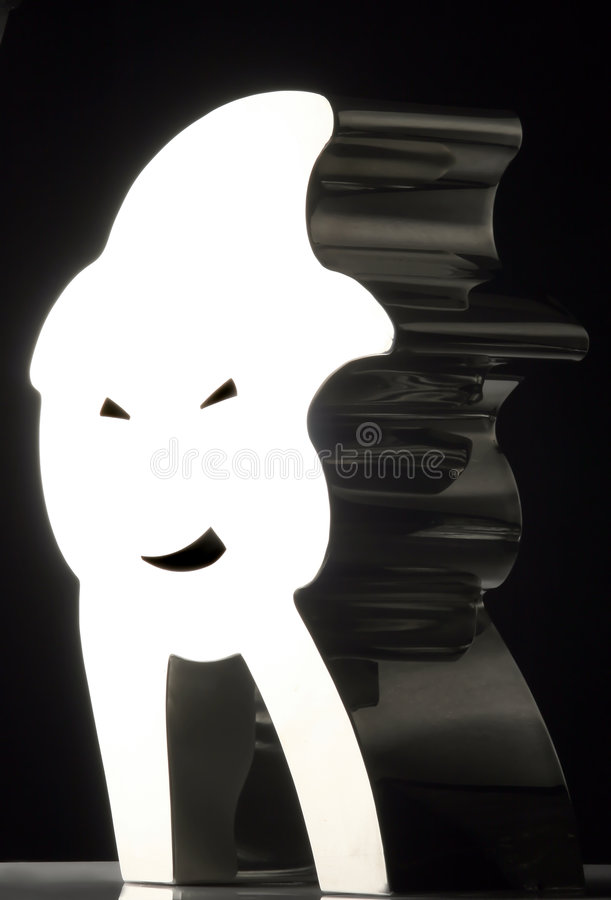 Download Star robot stock image. Image of light, sphere, glossy - 4570147
