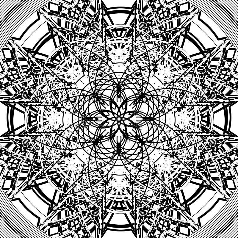 Download Star shape tile design stock vector. Image of design - 29533161