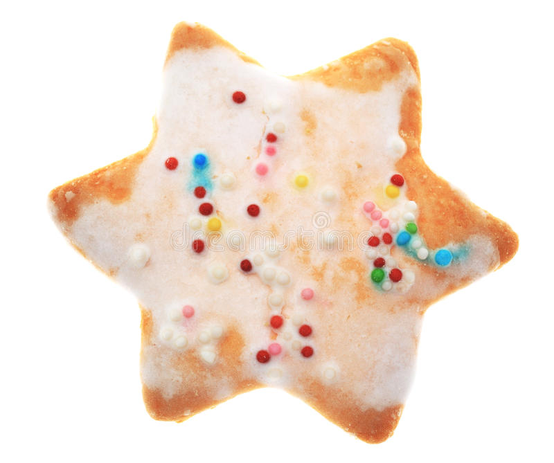Download Star-shaped Cookie stock image. Image of star, shape - 29291221