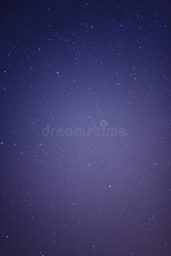 The Star sky royalty free stock images