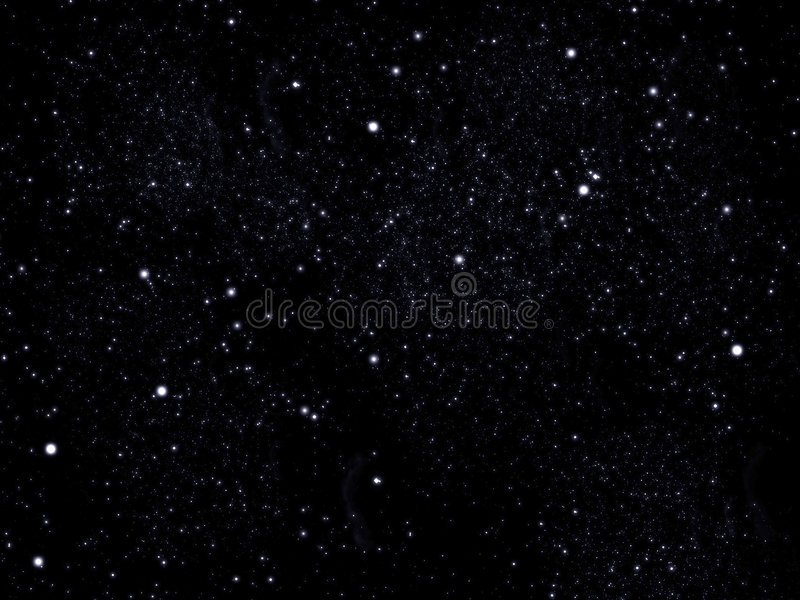 Download Star sky stock illustration. Image of glowing, dark, explosion - 4215298