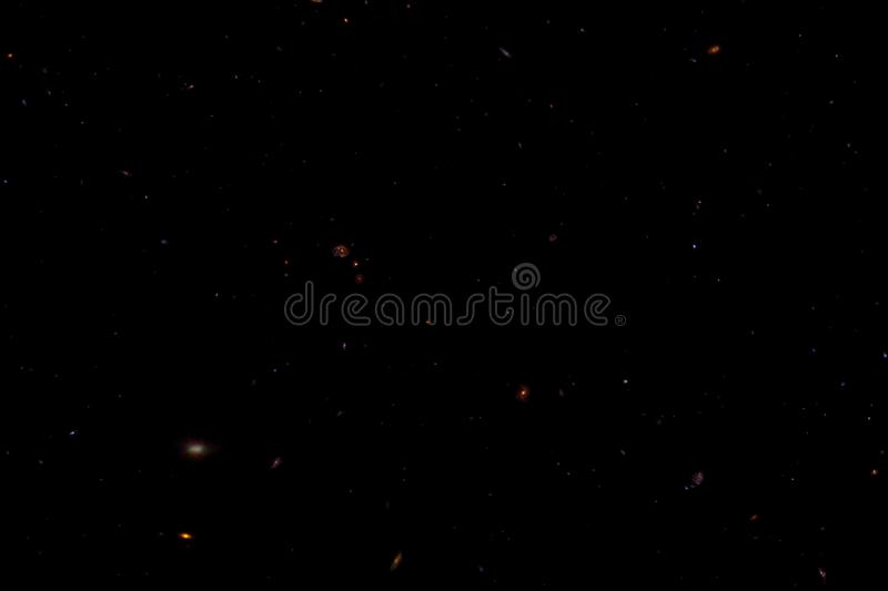The star sky a background texture, galaxies in the night sky. Graphics image of the star sky royalty free stock photos