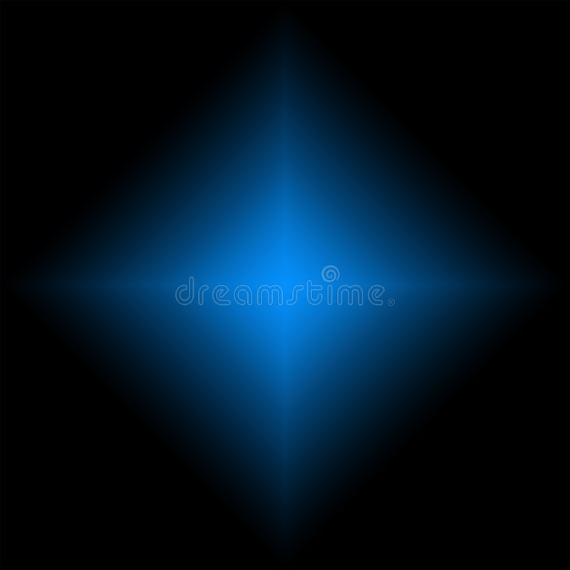 Star / Space Abstract Background royalty free illustration