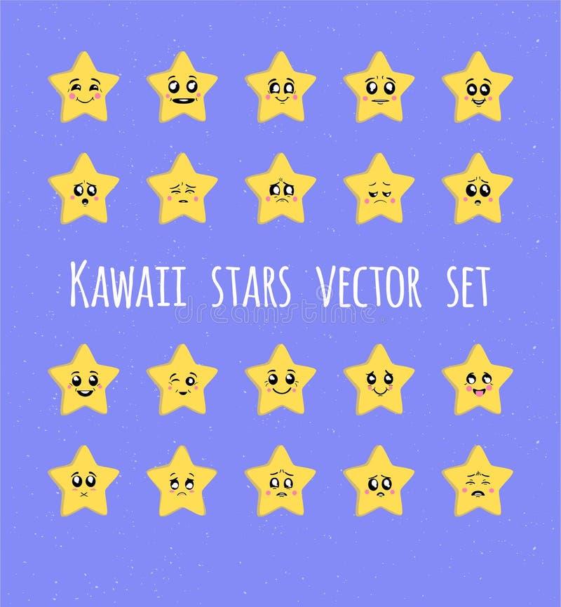 Star / stars. vector illustration