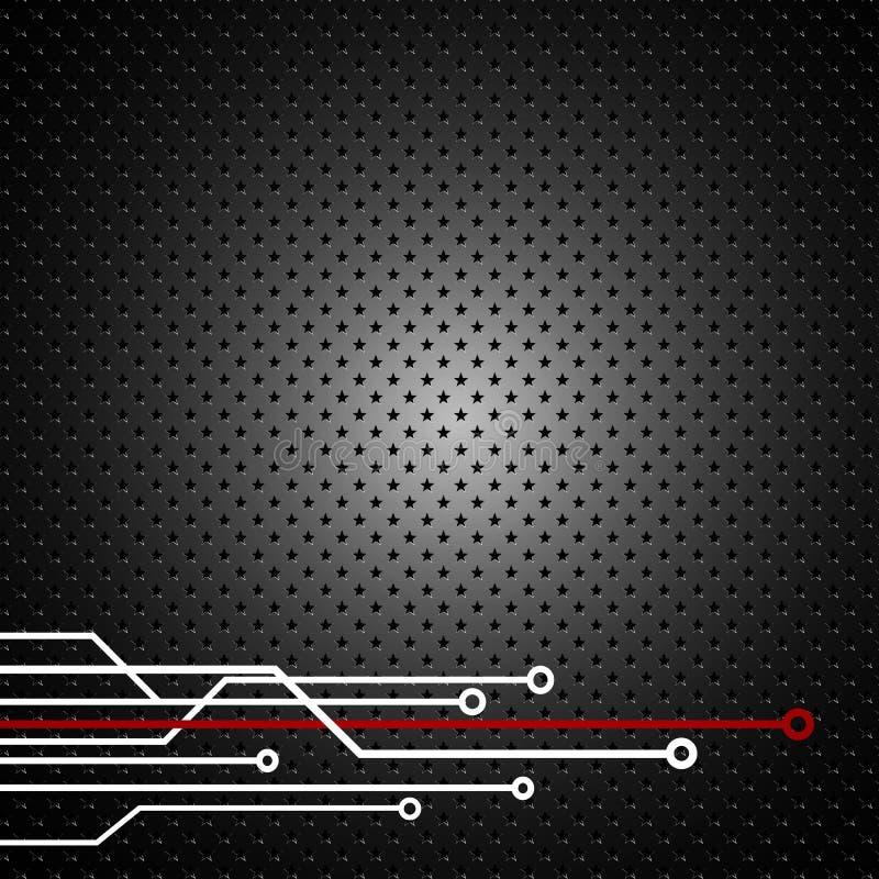 Download Star steel background stock vector. Illustration of sheet - 23271340