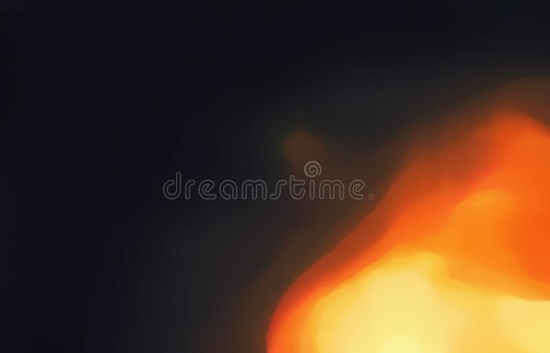 Star, sun, supernova, fire and explosion. Star, sun, supernova, fire and explosion bursts blurred illustration with rays of orange and yellow light for royalty free stock image