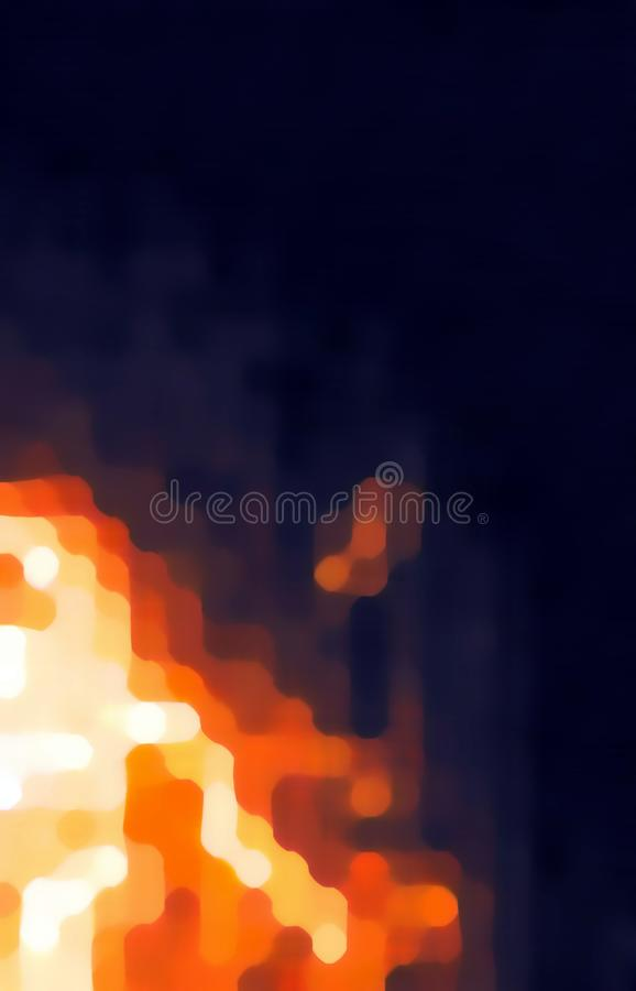 Star, sun, supernova, fire and explosion. Star, sun, supernova, fire and explosion bursts blurred illustration with rays of white, orange and yellow light for royalty free stock photography