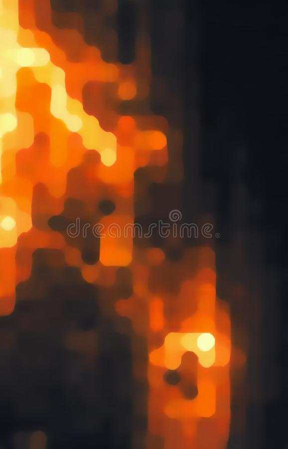 Star, sun, supernova, fire and explosion. Star, sun, supernova, fire and explosion bursts blurred illustration with rays of white, orange and yellow light for royalty free stock images