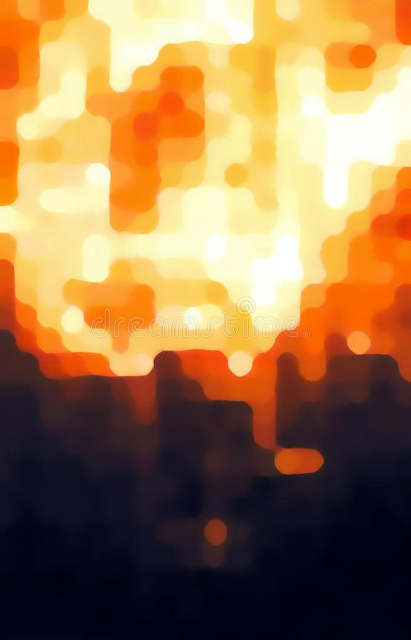 Star, sun, supernova, fire and explosion. Star, sun, supernova, fire and explosion bursts blurred illustration with rays of white, orange and yellow light for stock photo