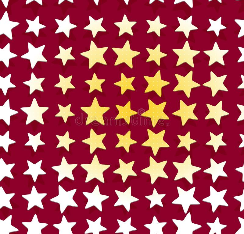 Free Star Tiles 1 Stock Image - 21134171