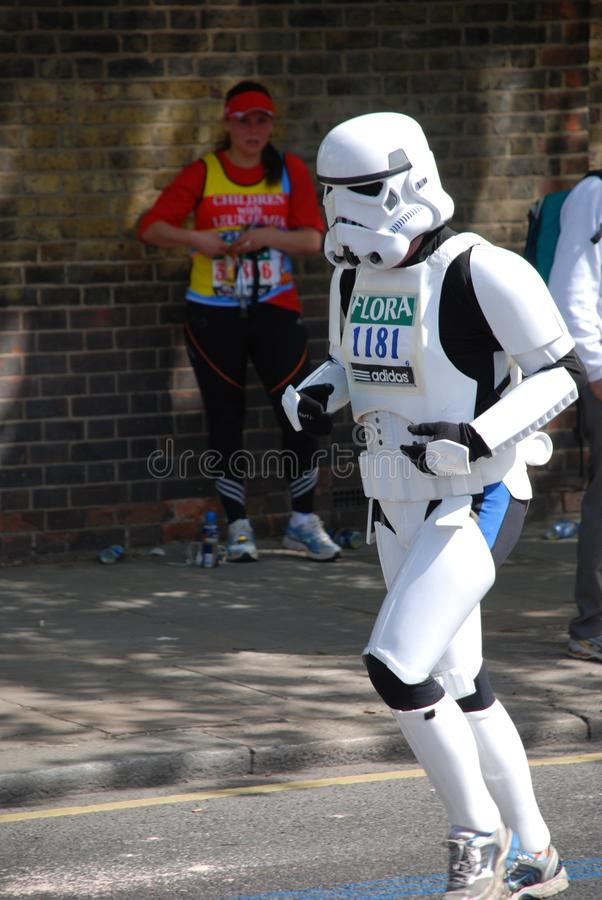 Download Star Wars editorial stock photo. Image of london, event - 10577548