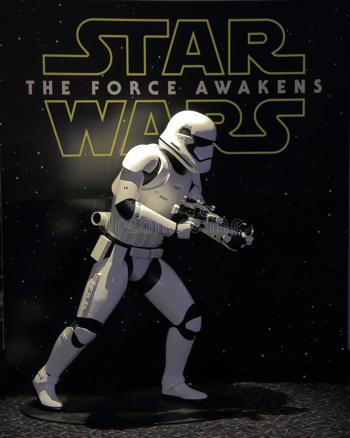 Star Wars stockfotografie