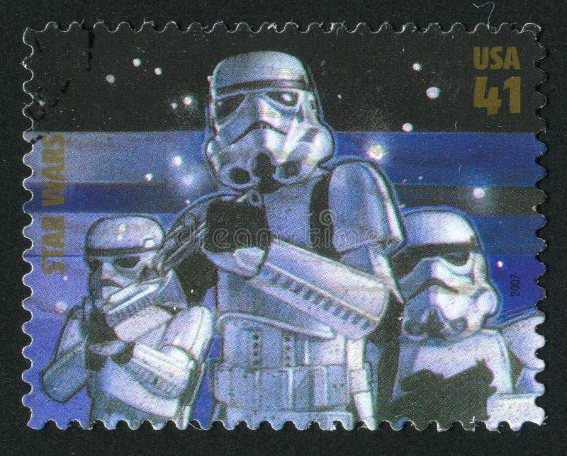 Star Wars royalty-vrije stock foto
