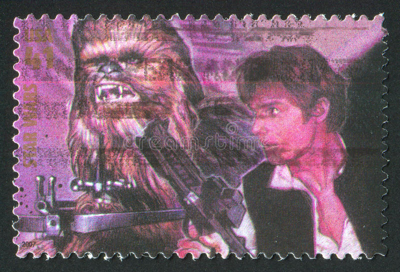 Star Wars foto de stock royalty free