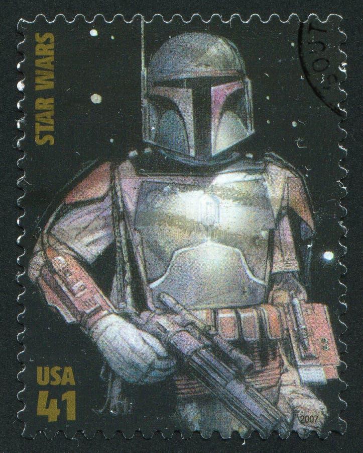 Star Wars imagem de stock royalty free