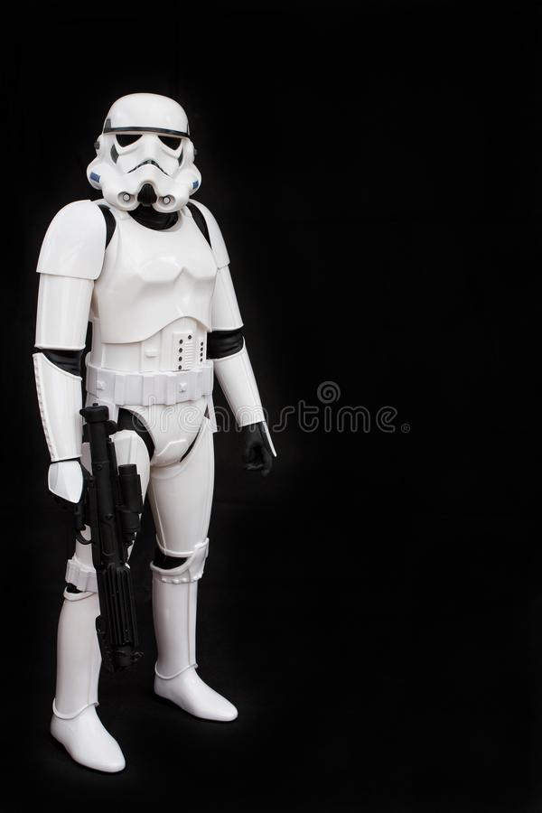 Star Wars Stormtrooper royalty-vrije stock foto's