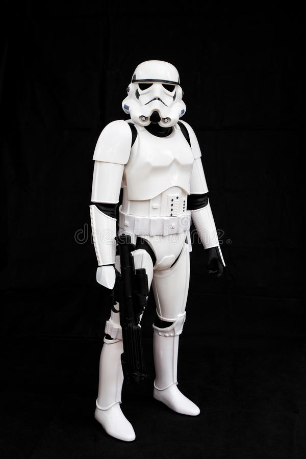 Star Wars Stormtrooper stock foto