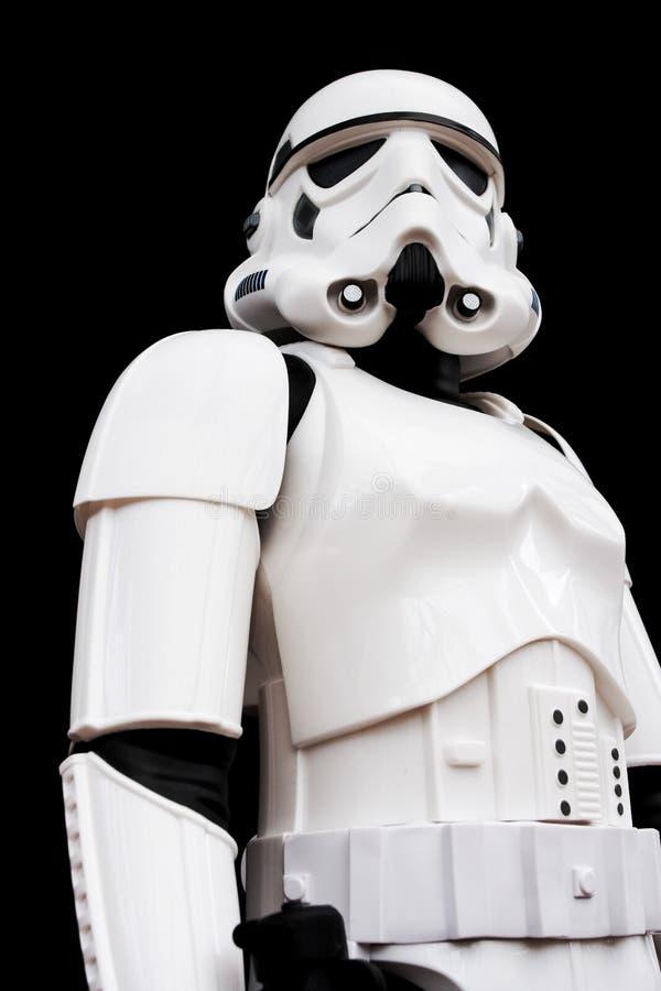 Star Wars Stormtrooper stock afbeelding