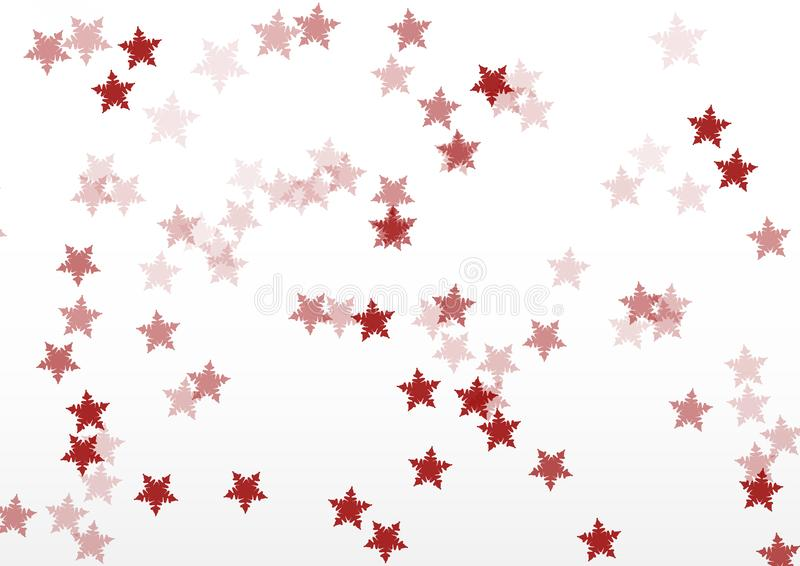 Star white background royalty free stock images