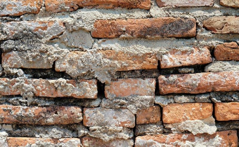 Download Stara ścianę cegieł obraz stock. Obraz złożonej z tło - 53777187