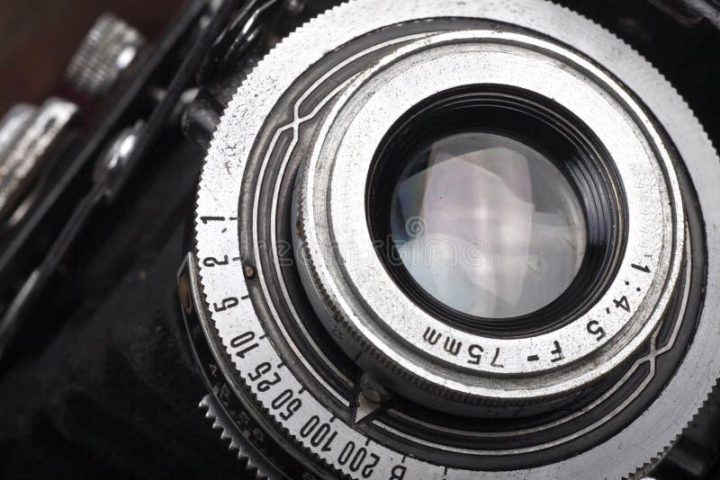 stara antykwarska kamera zdjęcie stock