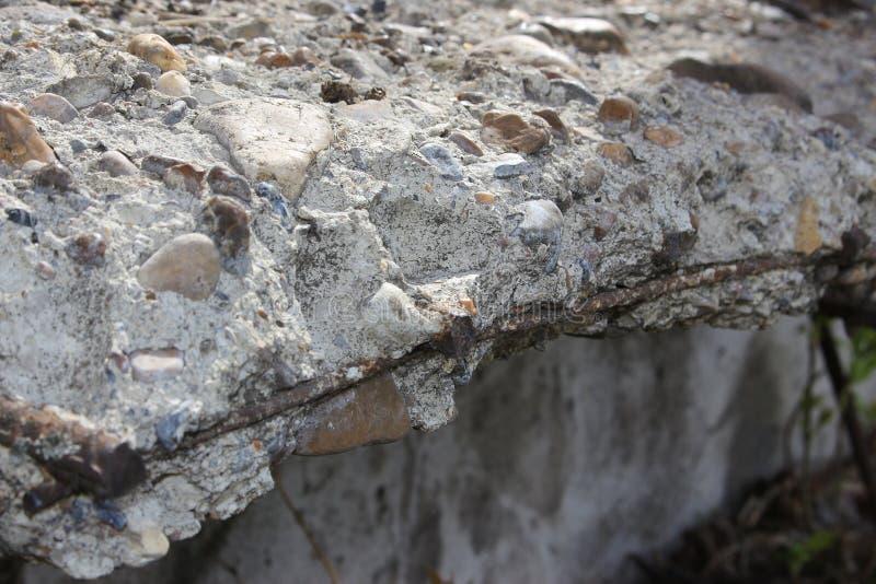 Stara betonowa płyta obrazy royalty free