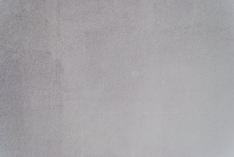 Stara biel ściana, farby burzliwość fotografia stock