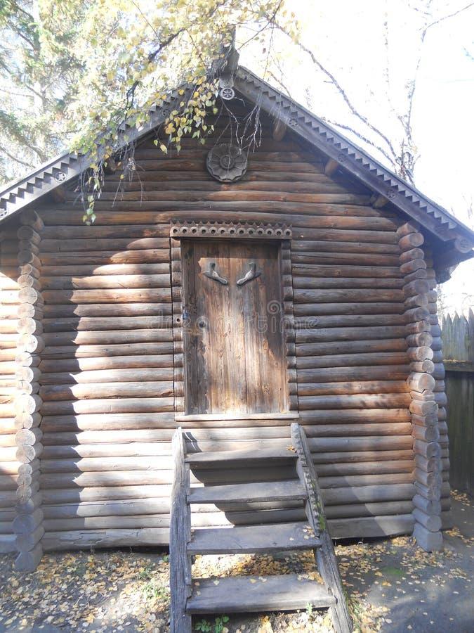 stara chata obrazy stock