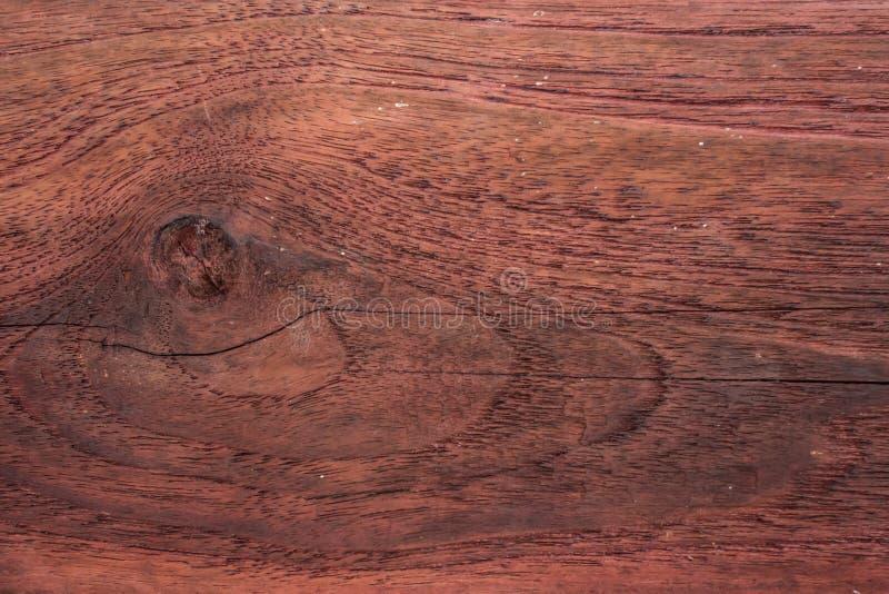 Stara czerwona brown drewniana tekstura zdjęcia royalty free