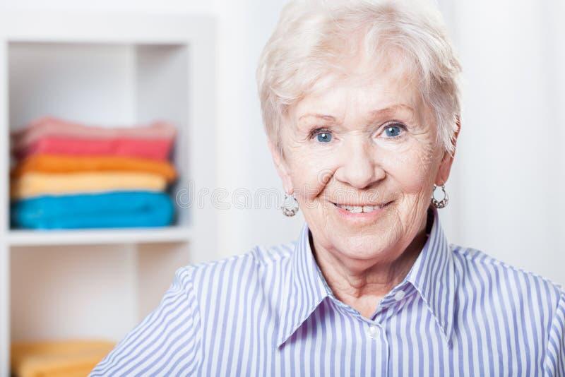 stara dama zdjęcia stock