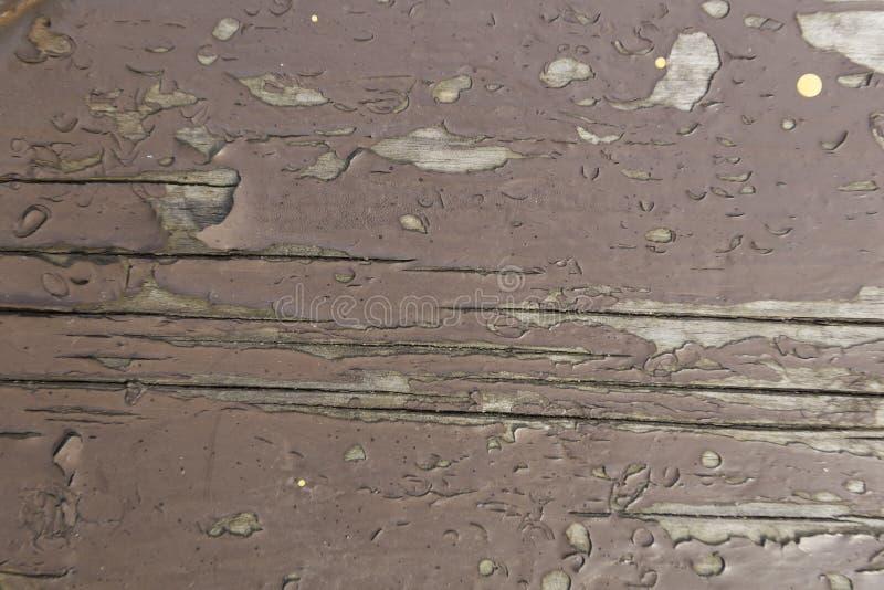 Stara deska, drewniana tekstura obrazy stock
