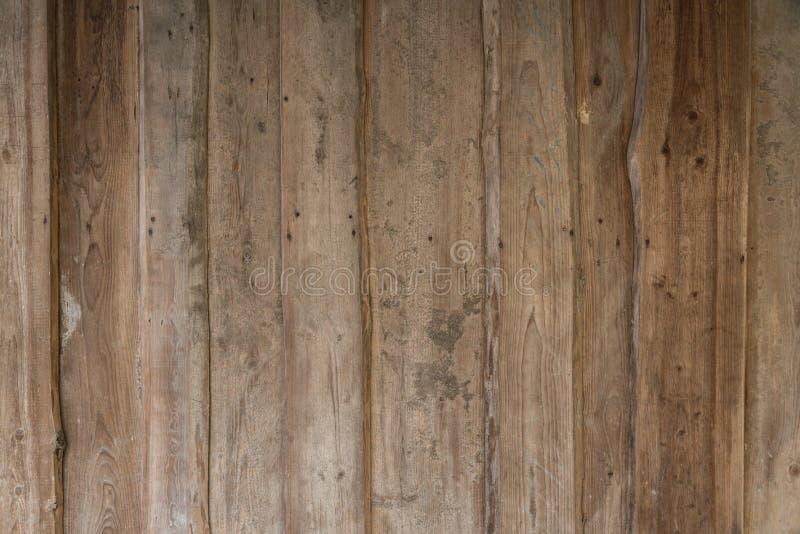Stara deski ściana - przestrzeń fotografia stock