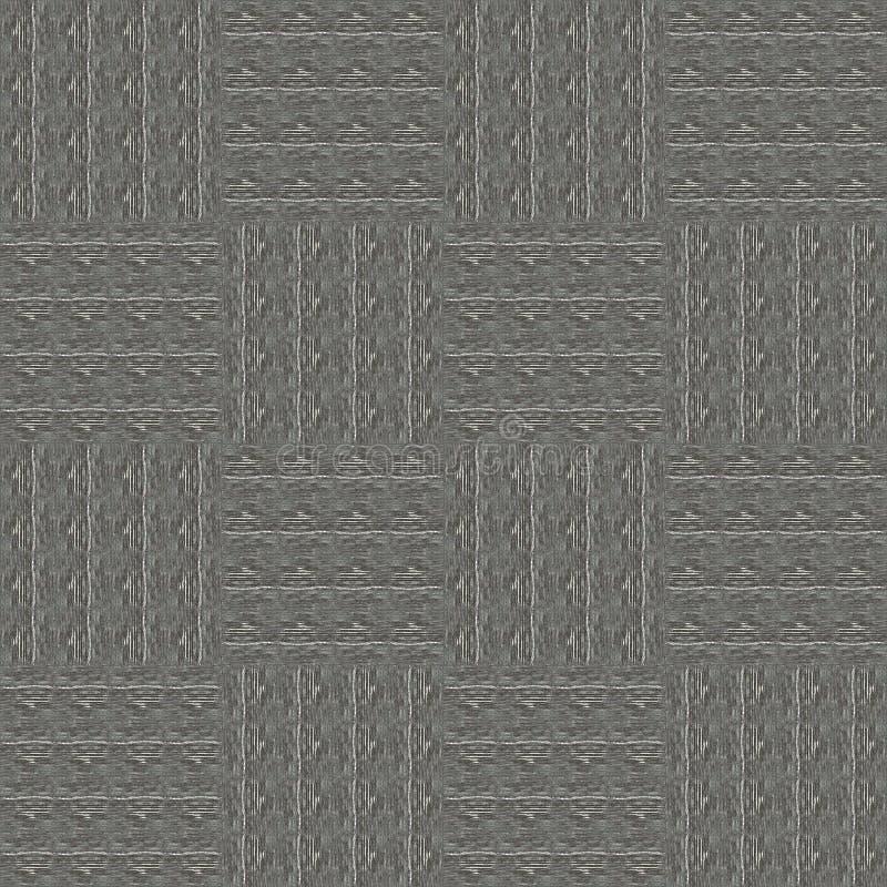 Stara drewniana farby tekstura, bezszwowy wzór ilustracja wektor