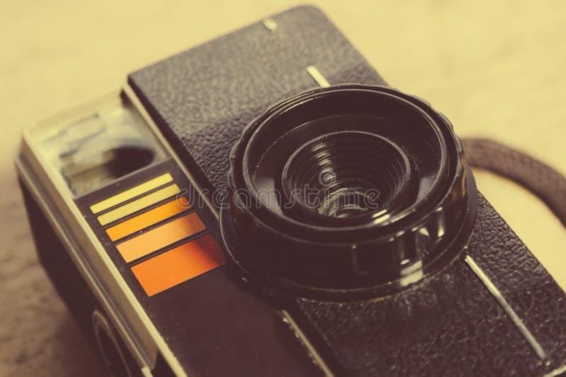 Stara ekranowa kamera obrazy stock
