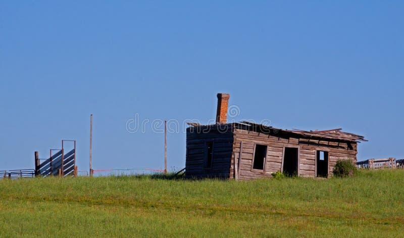 Stara farma zdjęcia stock