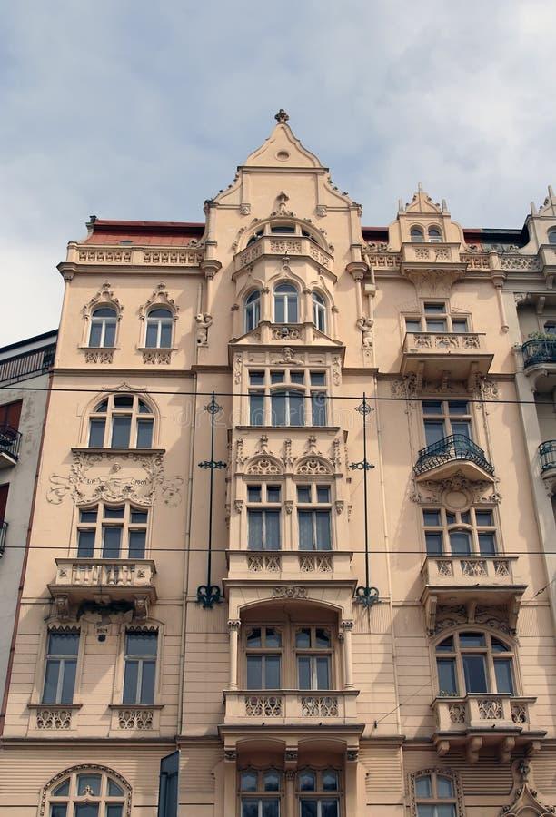 Stara fasada obrazy stock