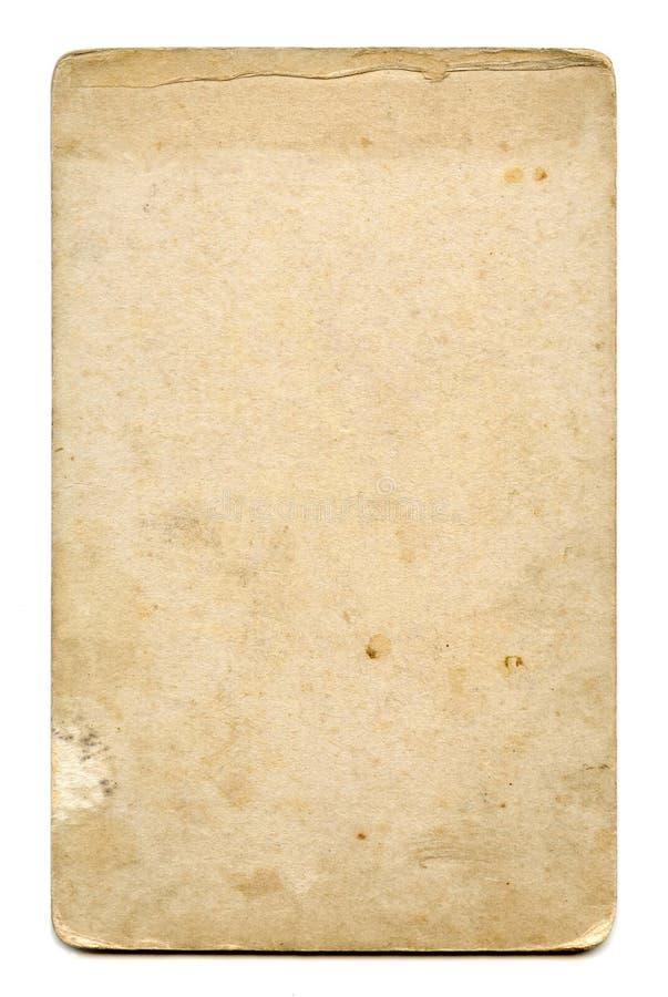 Stara fotografia rocznika tekstura zdjęcie royalty free