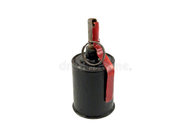 stara granat ręka obraz royalty free