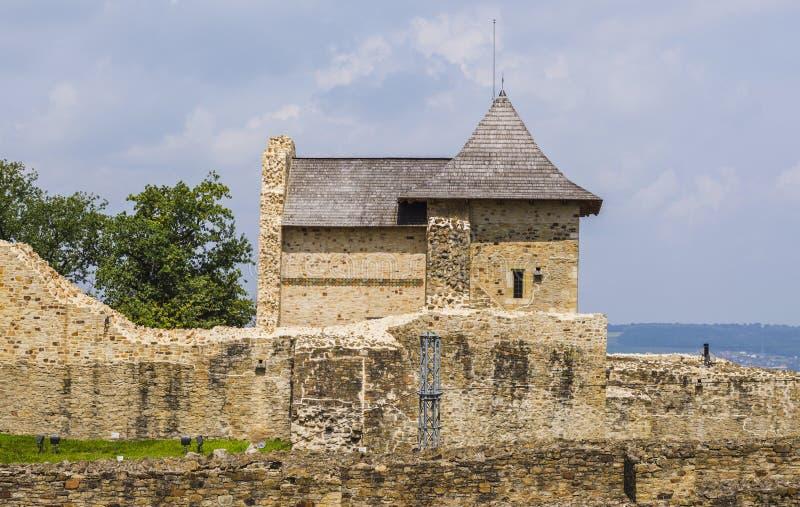 Stara Grodowa cytadela zdjęcie royalty free