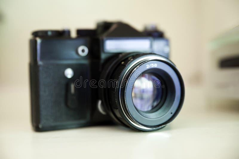 Stara Kamera obrazy stock