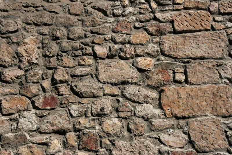 stara kamienna ściana fotografia stock