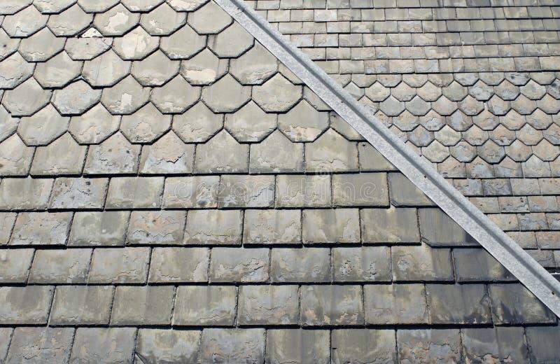 stara karta dachu. zdjęcia stock